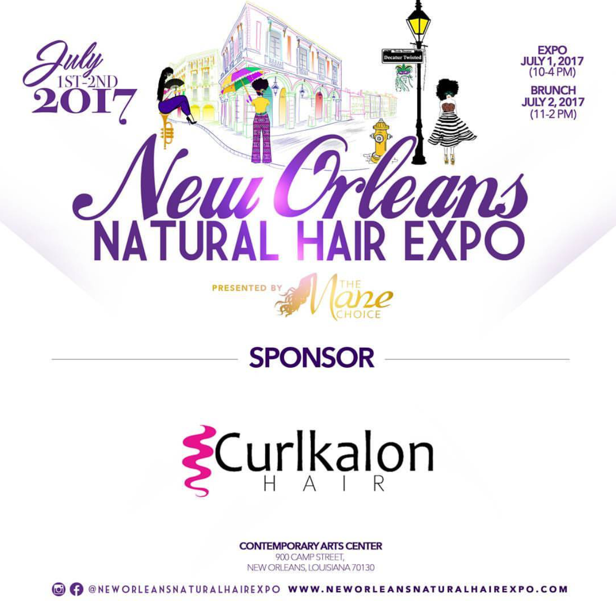 New Orleans Natural Hair Expo