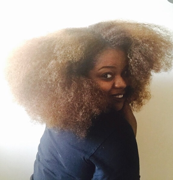 thick 4c natural hair