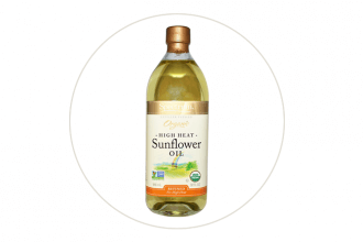spectrum organic sunflower oil review