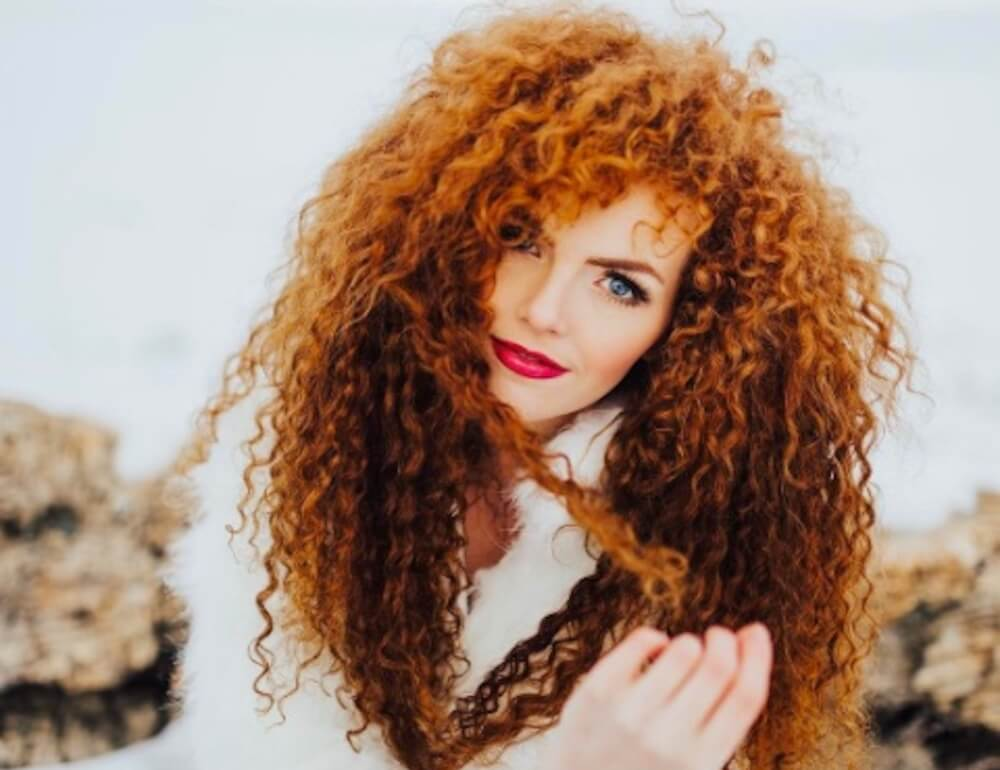 curly red heads