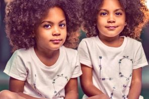 McClure Twins: How To Save Time Styling Multiple Kids With Natural Hair!