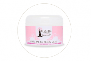 3 Sisters Of Nature: Natural Curling Gelo