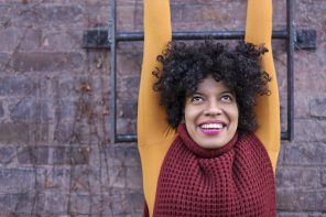natural hair products for fall