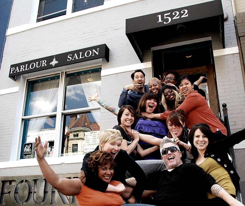 Parlour Salon, DC | Curls Understood