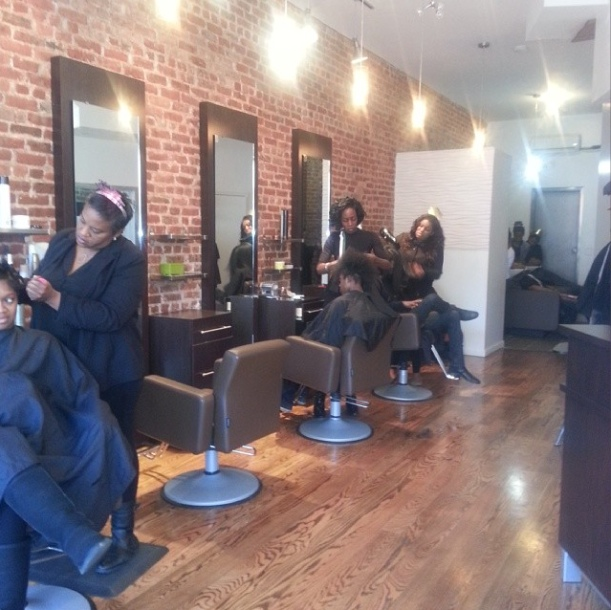 Natural Hair Salon Brooklyn Nyc