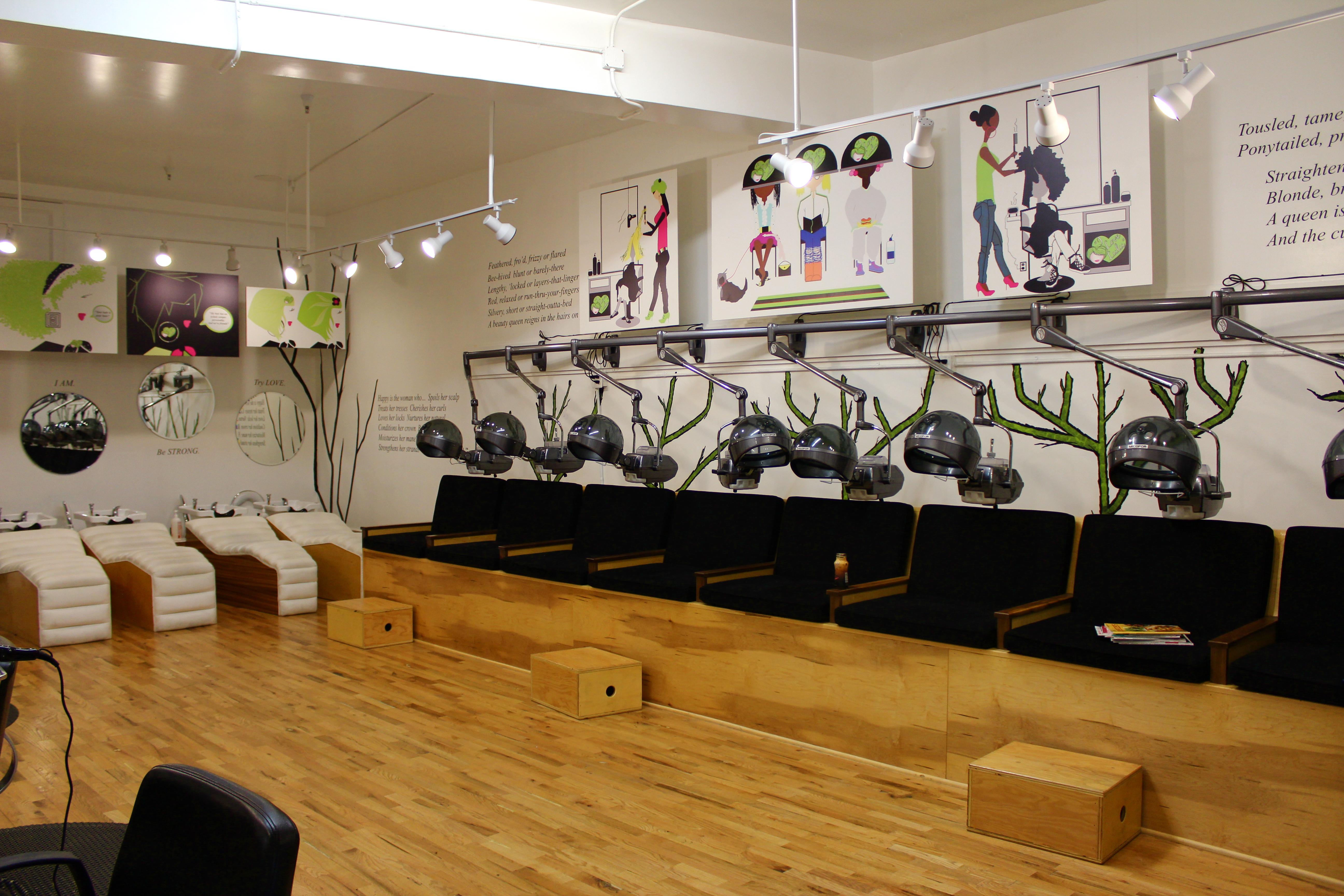Natural Hair Salon Los Angeles Ca