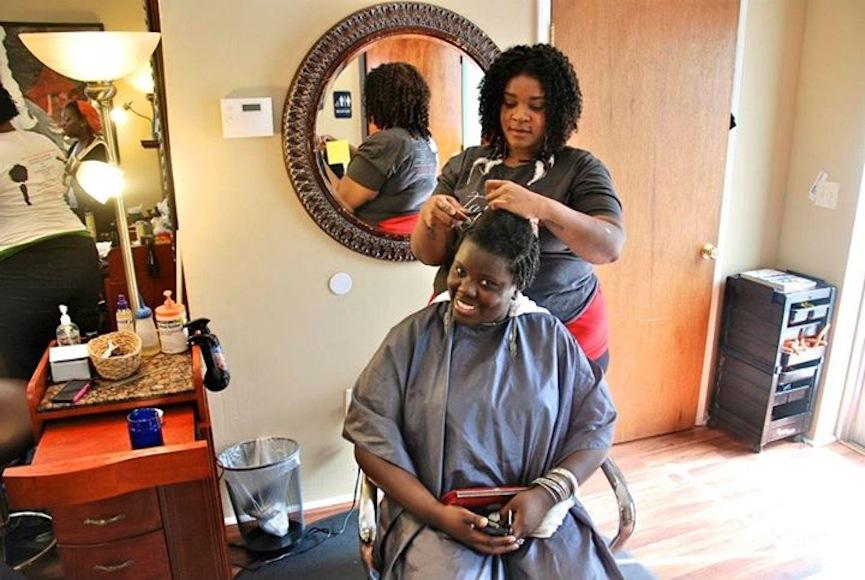 I Style Hair Salon: Taji Natural Hair Styling, NC