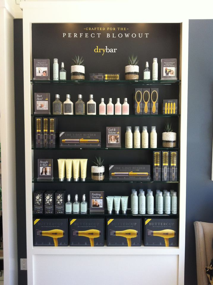 Drybar Multiple Locations Curls Understood