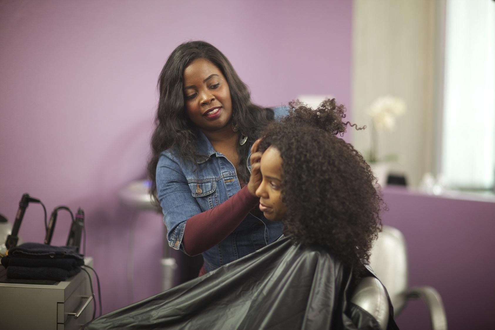 Curls Understood Kim Kimble 4 Kelly Rowland Curls Understood