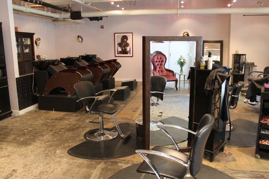 Natural Hair Salon In West Philadelphia