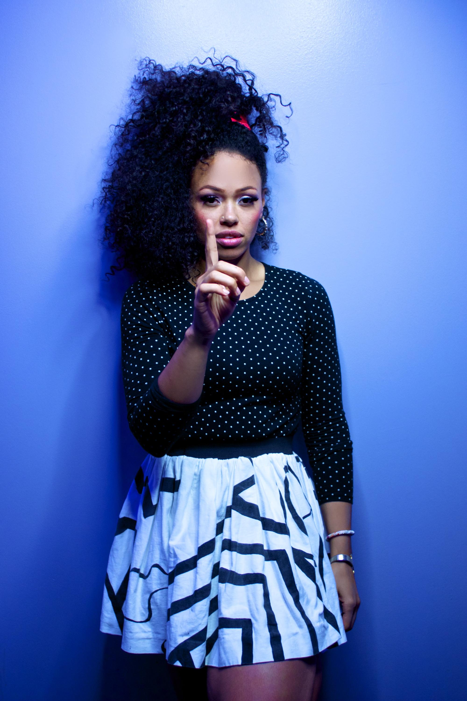 Curls Understood Curly Girl Diaries Elle Varner Curls
