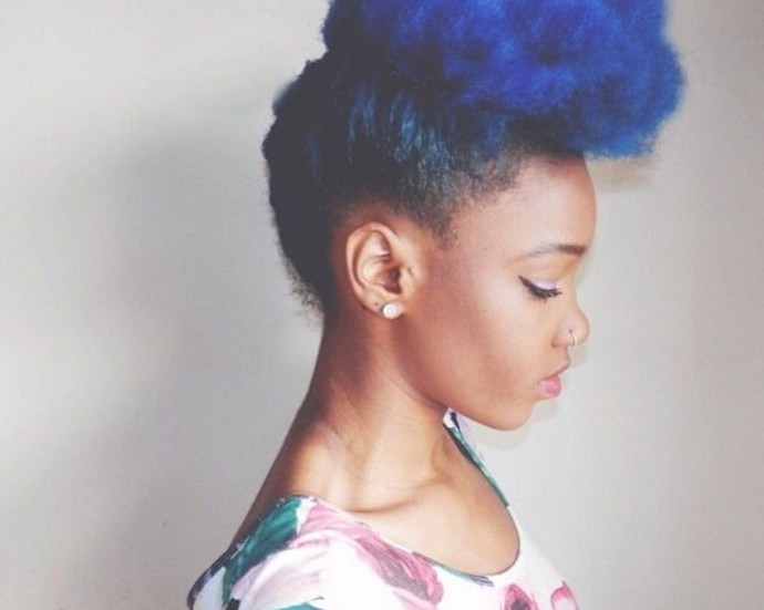A Guide To Coloring Thick Natural Hair