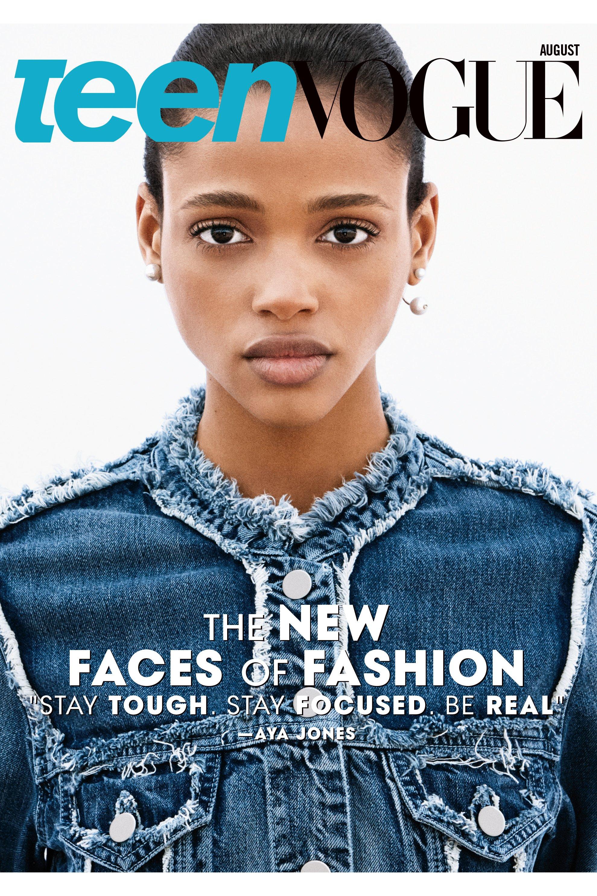 TeenCelebBuzz: Taylor Swift Covers Teen Vogue August 2011