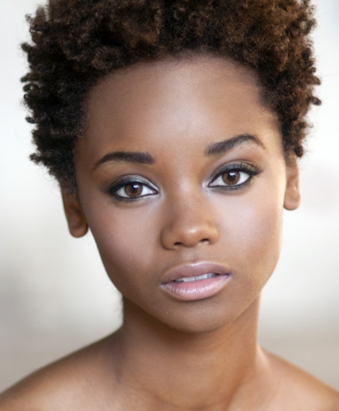 Images Of Short Black Natural Hairstyles