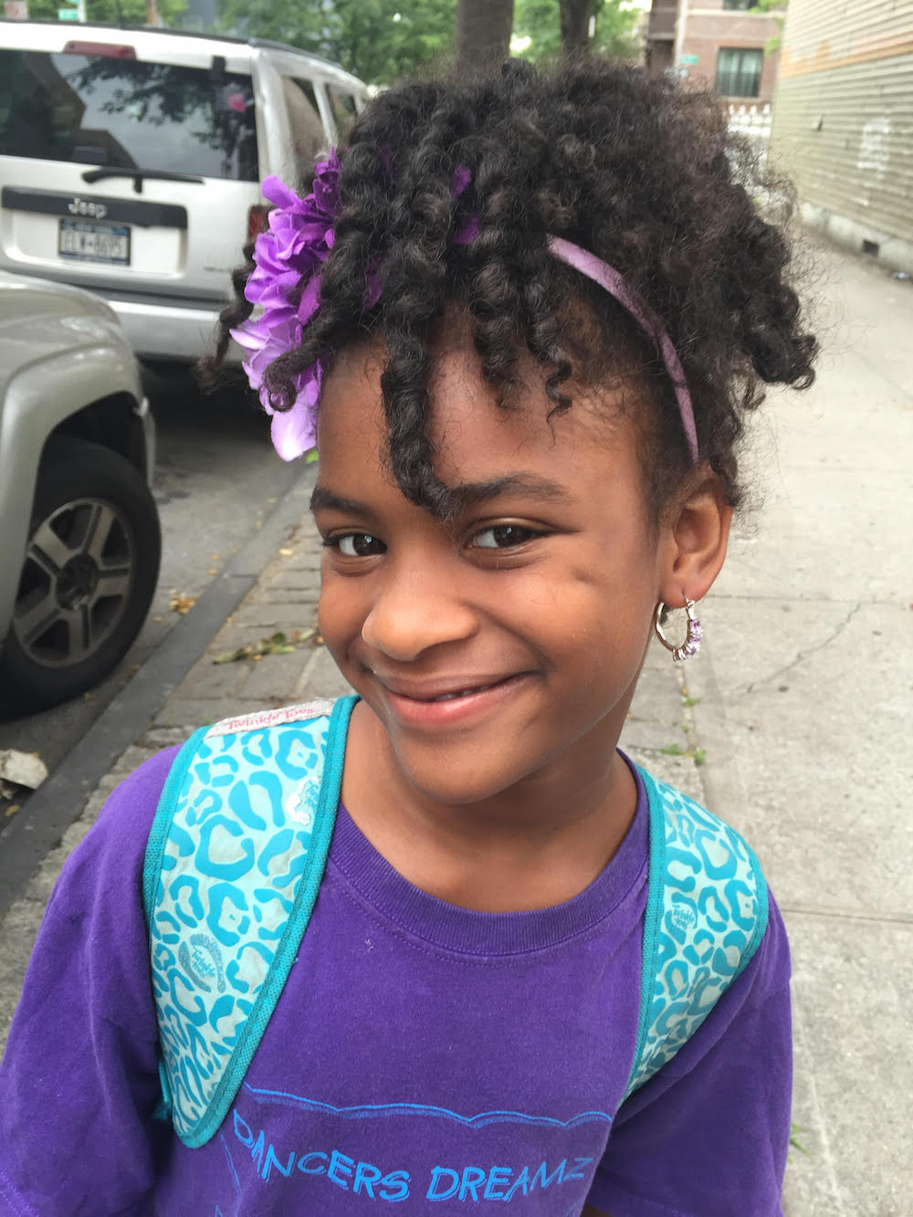 5 Easy Back To School Natural Hairstyles Curls Understood