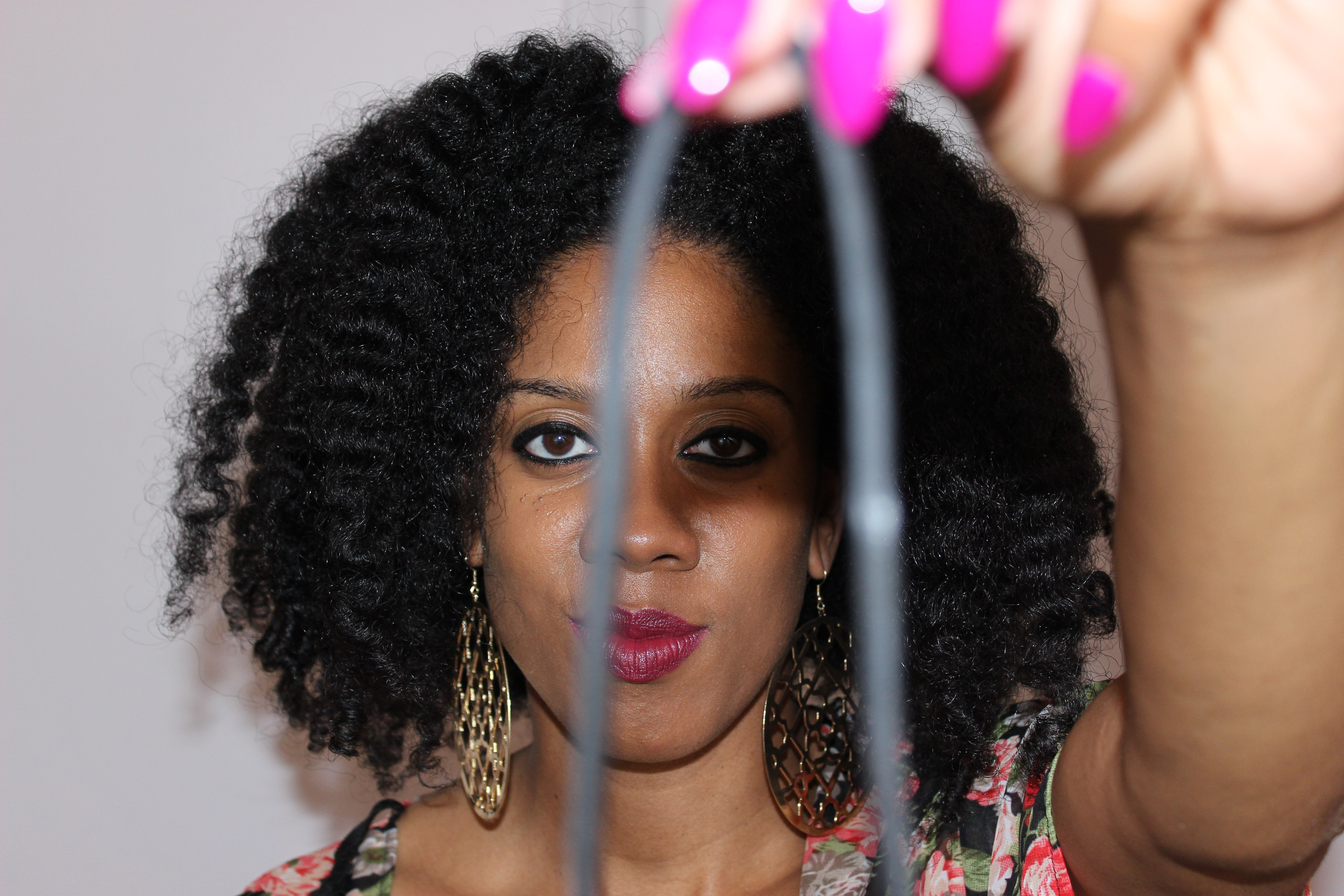 """How To To Achieve 5 Day Hair Using the """"Pineapple"""" 