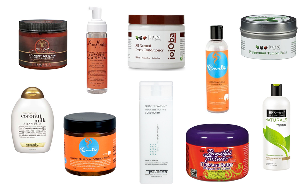 10 Natural Hair Products Under 10 Curls Understood