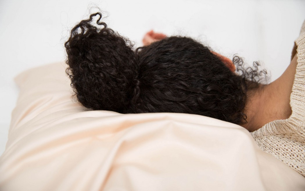 Satin Pillowcase For Curly Hair Extraordinary Satin Bonnet Or A Satin Pillowcase Does It Matter Curls Understood