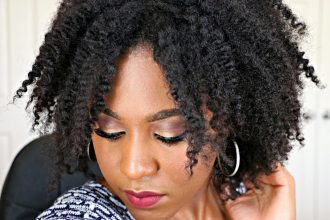 being confident with natural hair
