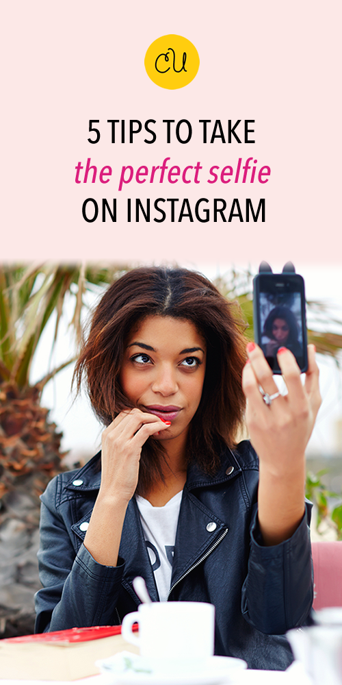 5 Tips To Take The Perfect Selfie On Instagram  Curls -4537