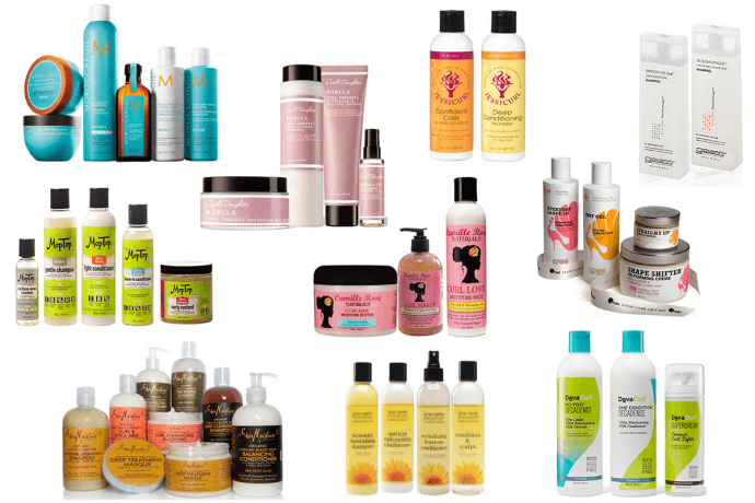 Best Drugstore Natural Curly Hair Products