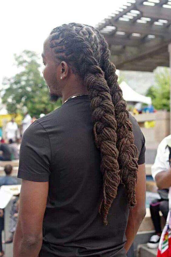 Marvelous Loc Hairstyles For Men