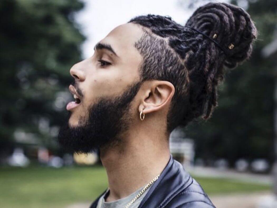 12 Awesome Loc Hairstyles For Men Curls Understood