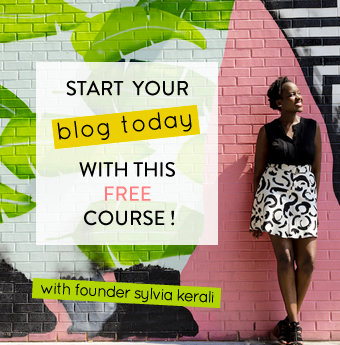 Free Blogging Bootcamp