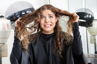 alternatives to shampoo for curly hair